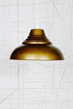 lampenschirm gold malen
