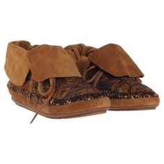Mallory Moccasin Date, $250, now featured on Fab.