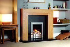 Arts contemporary fireplace