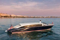 Hodgon anuncia la embarcación auxiliar de lujo Limousine Tender