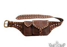 Wild Card Classic Gear Belt - Leather