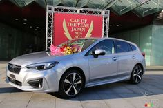 2017 #Subaru #Impreza named 2017 Car of the Year in Japan | Car News | Auto123