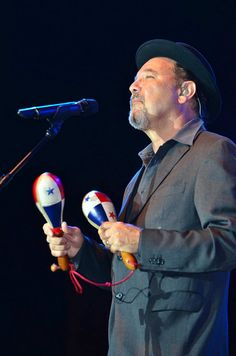 Ruben Blades, Panamanian Musician. Music is an important therapy in drug rehab…