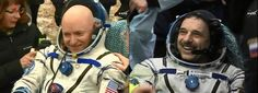 NASA astronaut Scott Kelly back on Earth after 1 year