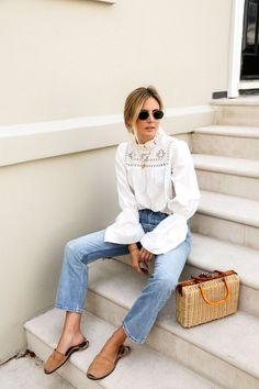 Competition time with free people fashion me now що вдягти в Fashion Me Now, Fashion Mode, Look Fashion, Spring Fashion, Fashion Outfits, Jeans Fashion, Womens Fashion, Girl Outfits, Street Fashion