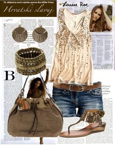 """""""Fabric Bag"""" by gangdise on Polyvore"""