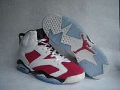 2e53fe9f3cc9 Air Jordan 6 Retro Carmines White Black Carmine Countdown Pack