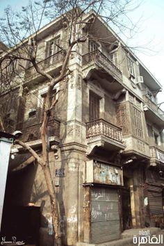 الحياة في القاهرة: الحكاية الحادية عشر: الدرب المدفون