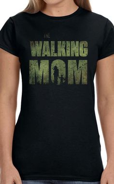 """The Walking Mom"" inspired by non other than The Walking Dead."
