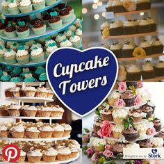 The wonderful board of Cupcake Towers :)