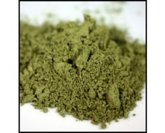 Matcha. We use it in matcha lattes, smoothies and in sweet breads. Full of antioxidants.