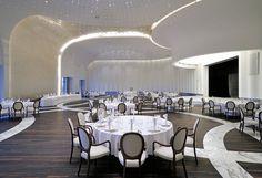 Palace of International Forums »Uzbekistan«, Tashkent. A project by Ippolito Fleitz Group – Identity Architects.