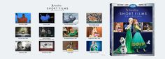 Walt Disney Animation Studios Short Films Collection: Interviews with the Filmmakers