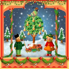 """From """"The 12 days of Christmas""""-Susanna Ronchi"""