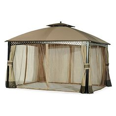Windsor Gazebo with Netting