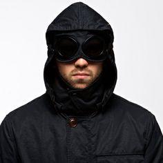 "Куртка C.P. Company ""Mille Miglia"" Goggle Down Liner Night Blue - Fott Shop 2013"