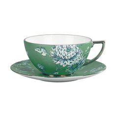 TEACUP - CHINOISERIE GREEN