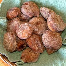 Applesauce Doughnuts II Recipe