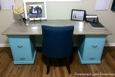 diy filing cabinet desk diy home decor home office painted furniture - May 04 2019 at Painted Furniture, Diy Furniture, Furniture Makeover, Refinished Furniture, Furniture Assembly, Repurposed Furniture, Furniture Projects, Furniture Plans, File Cabinet Desk