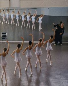 Reminds me of choreographing. Such fond memories. Will choreograph again, indeed!