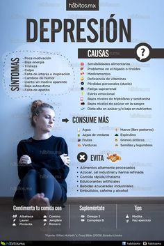 Depresión #informacion #consejos #enfermedades