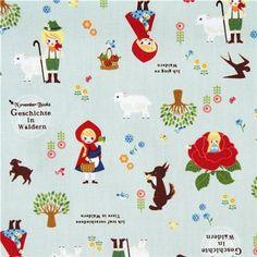 4 new Kokka Japanese fabrics available 1