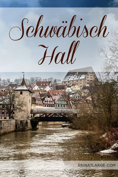 Step into this fairy tale Fachwerk (half-timbred) town in southern Germany. It will steal your heart with its covered bridges, excellent art gallery, friendly folk and good food.  via @erinehm