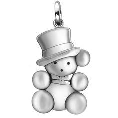 """Sterling silver Magic pendant. 2,8cm. - 1 1/8"""".  TOUS Washington DC"""
