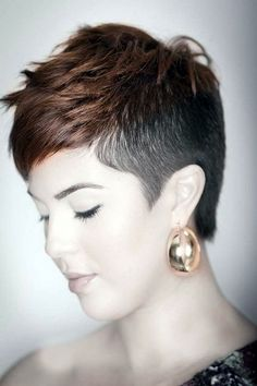 Admirable Hairstyles Women39S And For Women On Pinterest Short Hairstyles Gunalazisus