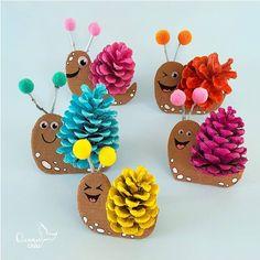 Craft Activities, Preschool Crafts, Fun Crafts, Diy And Crafts, Arts And Crafts, Paper Crafts, Animal Crafts For Kids, Fall Crafts For Kids, Toddler Crafts