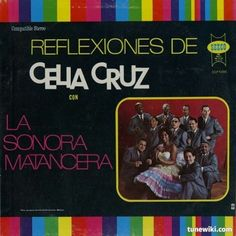 """-- #LyricArt for """"El Heladero"""" by Celia Cruz"""