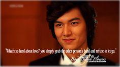 korean drama quotes. Boys Over Flowers