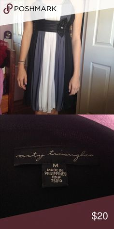 Homecoming Dress Good condition only worn twice. City Triangles Dresses Prom