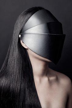 Balthazar's Helmet: Louise McKay Model: Twig