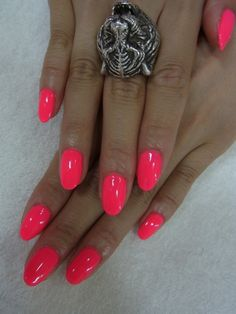 i love this neon color! grrr