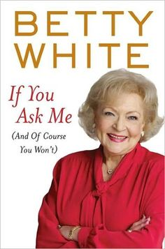 Cheated a bit and did the MP3 audio version of this, but with it being read by Ms. Betty White herself, I think it really added to the stories she tells in the book.  She is funny and charming, and reminds me of my Aunt Aileen - I loved it!