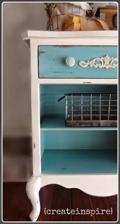 {createinspire}: Cabinet Makeover & Country Chic Paint