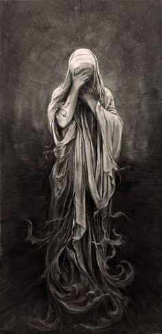 Carlos Torres Art | Death of Filigree: