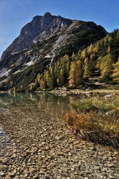 erlebe die 3 Seen auf 1 Tour in Seefeld