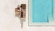 Saler Soft Teca | Muebles de exterior de diseño para jardín y terraza - Portada GANDIABLASCO