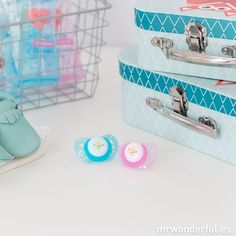 Mordedores Chicco by Mr. Wonderful #teethers #mrwonderful #baby #limitededition