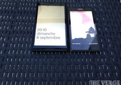 Nokia Lumia 1520 high quality images leaked, compared with Sony Xperia smartphone  Multiple leaks have already revealed a lot about the Nokia Lumia 1520, which was previously dubbed the 'Bandit'. The most recent leak shows the Nokia Lumia 1520 in fresh high-resolution images that reveal the overall design of the phablet.