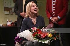 Judith Light atkes her curtain call at The Opening Night of Neil LaBute's new play 'All The Ways To Say I Love You' at The Lucille Lortel Theatre on September 28, 2016 in New York City.