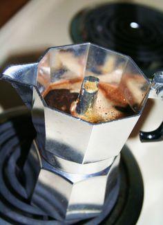 stovetop espresso....yep. Best way.