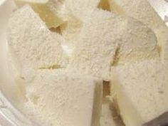 香滑椰汁糕 Coconut