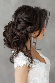Wedding reception hair styles for wedding down hairstyles pakistani My Hairstyle, Wedding Hairstyles For Long Hair, Party Hairstyles, Wedding Hair And Makeup, Indian Hairstyles, Down Hairstyles, Bridal Hair, Hair Makeup, Baddie Hairstyles
