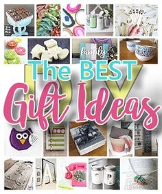 The best do it yourself gifts fun clever and unique diy craft the best do it yourself gifts fun clever and unique diy craft projects and solutioingenieria Image collections