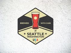 Brewed in Seattle