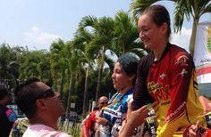 María Camila 'vuela' en válidas de bicicross y la esgrima muestra su semillero