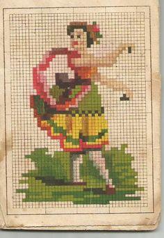 (2) Gallery.ru / Фото #10 - антиквариат. - somerset24 Vintage Cross Stitches, Vintage Embroidery, Diy Embroidery, Cross Stitch Embroidery, Embroidery Patterns, Cross Stitch Patterns, Cross Stitch Cards, Cross Stitch Rose, Victorian Pattern